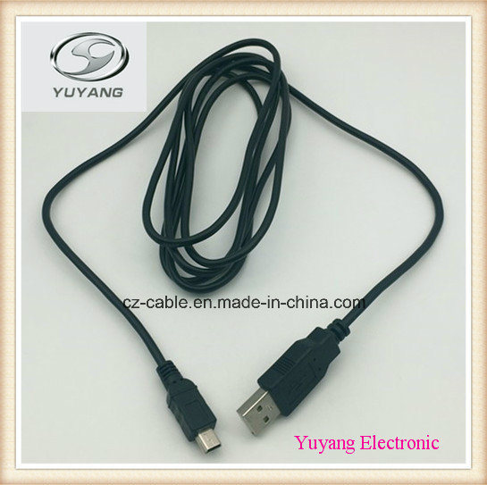 USB Cable, USB Am-Mini USB 4p-B Type