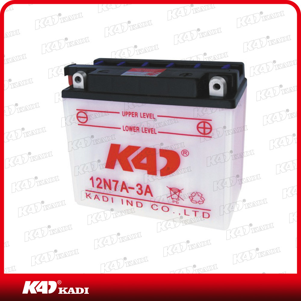 Motorcycle Spare Parts Kadi Battery for Honda/YAMAHA/Suzuki/Bajaj/Ktm