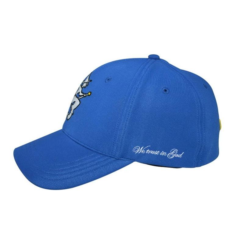 Wholesale Caps and Hats 6 Panel Polyester Flexfit Hat Baseball Cap