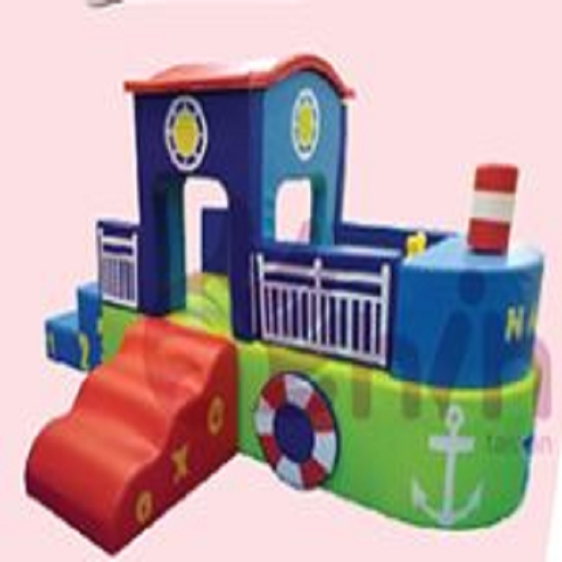 Indoor Playground New Style Slide for Hot Selling