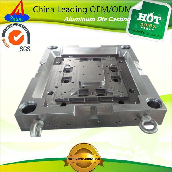 CNC Machining of Street Light Housing