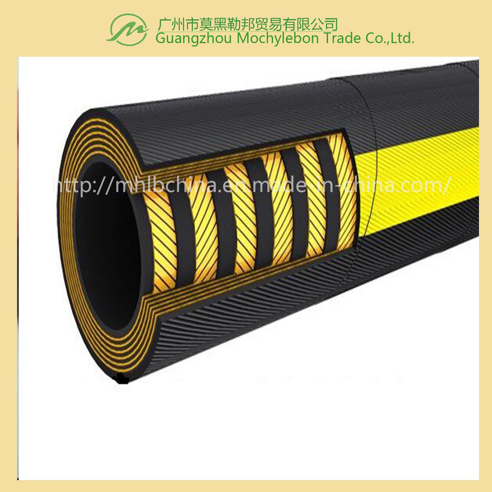 Wire Spiral Hydraulic Hose (902-6S-1-1/2)