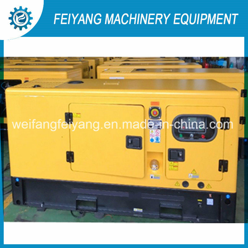 Silent Diesel Generator Set 235kVA 240kVA 265kVA