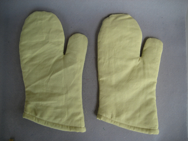 Aramid Heat Resistance Oven Work Glove-2320