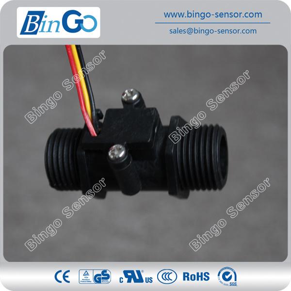 1/2′′ Water Flow Sensor, Hall Water Flow Sensor with Low Price