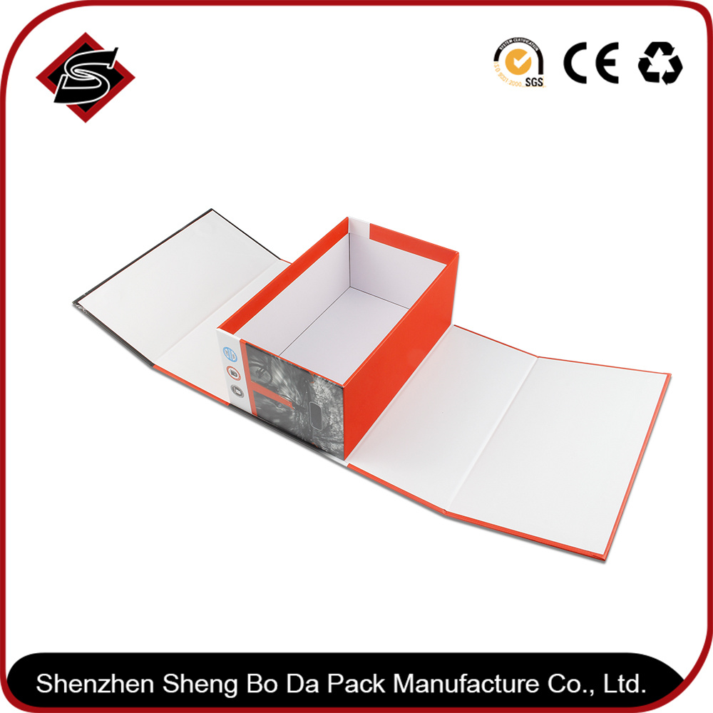 Customized Printing Display Box for Electronic Products
