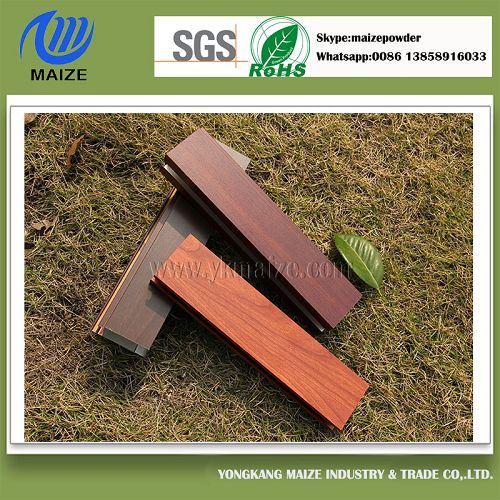 Wood Grain Effect Heat Transfer Aluminium Spray Paint Manufacturer