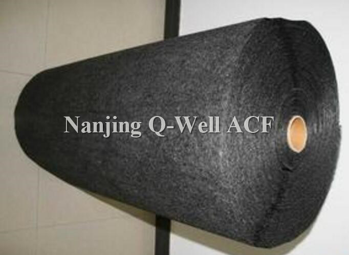 China Direct Supply Activated Carbon Fiber Surface Mat/Felt, Acf, A17015