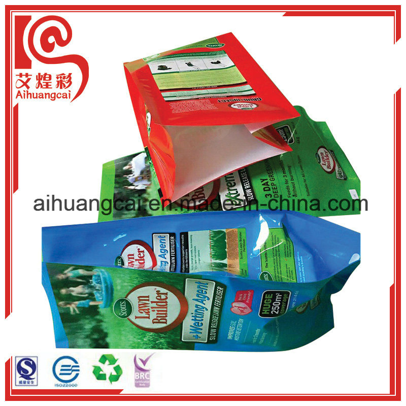 Customized Printed Plastic Bag for Fertilizer Packaging