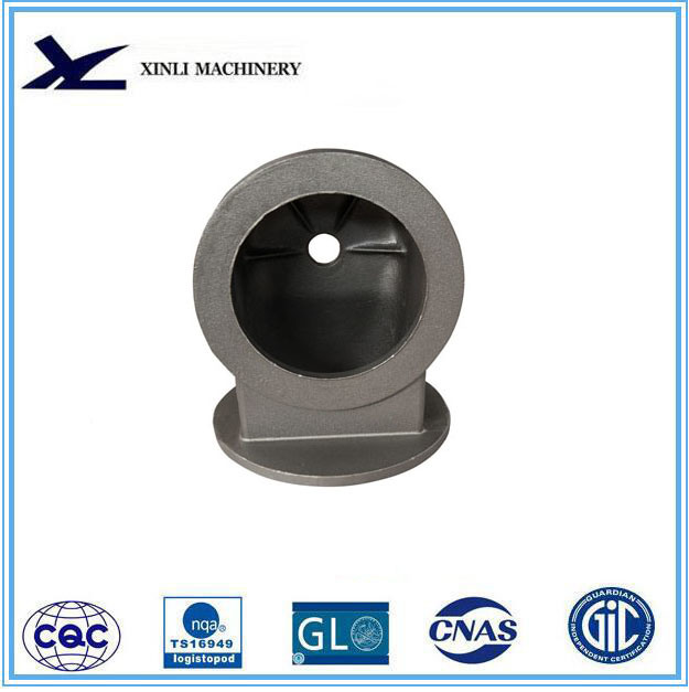 Resin Sand Iron Castings for Machine Parts