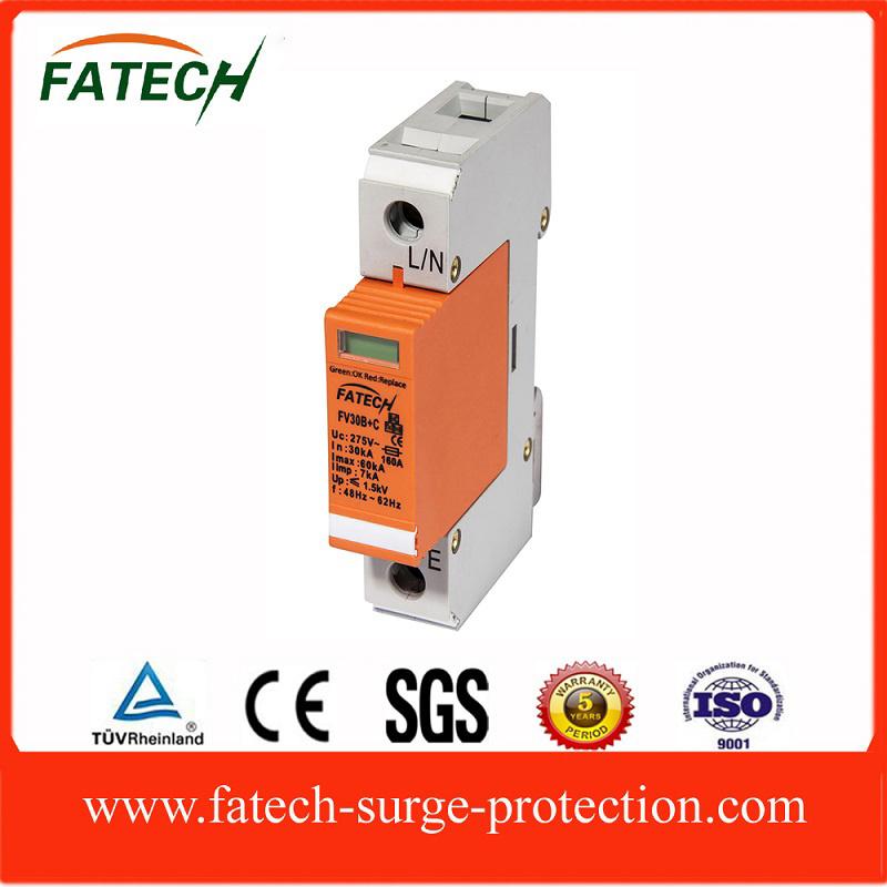 1 Pole Lightning Surge Protection Device