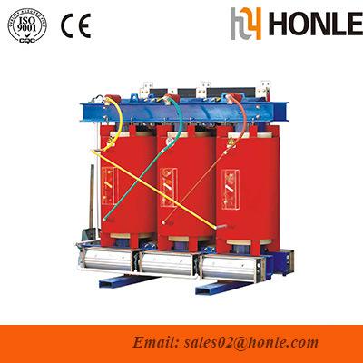 Sc (B) 9/10 Series Epoxy Resin Casting Dry-Type Transformer
