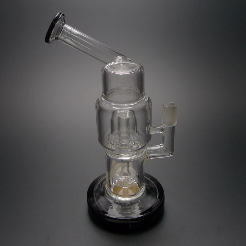 D&K New Design Glass Smoking Water Pipe