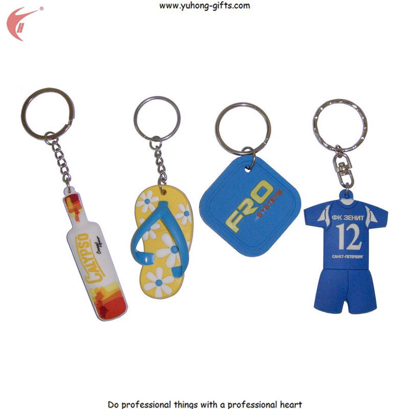 Key Holder Key Chains for Promotion (YH-KC031)