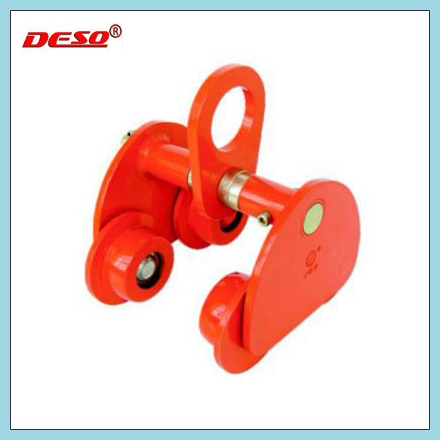 High Strength Beam Plain Trolley for Lifting Hoist