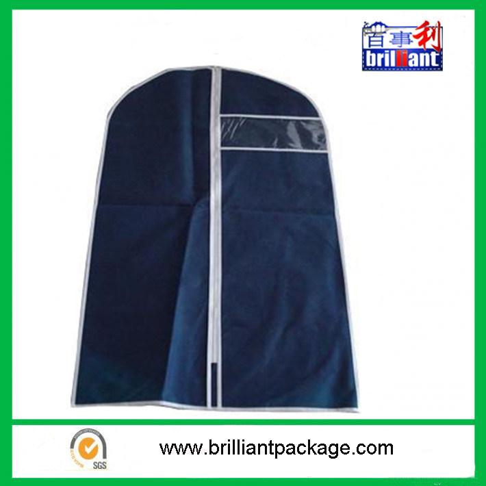 Wholesale Custom Folding Dustproof Cloth Garment Bag Suit Cover