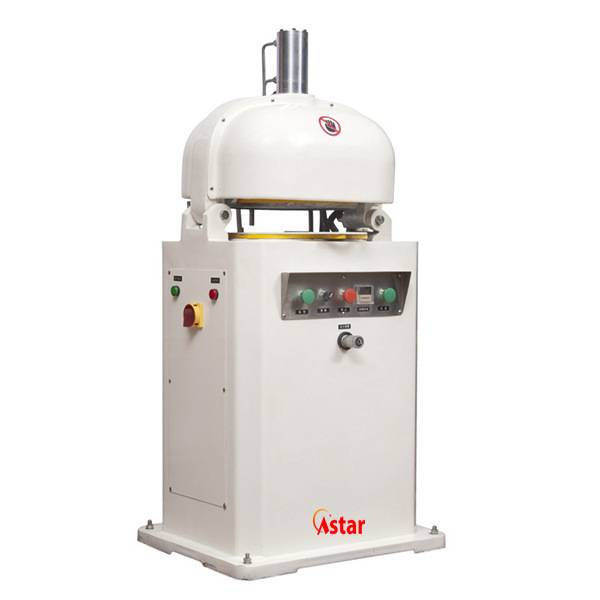 Automatic Divider and Rounder Bread Bakery Machine