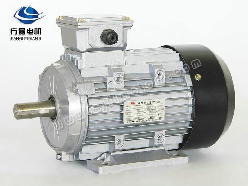 Yx3 Three Phase 2.2kw Cold Rolled Silicon Steel Aluminium Body Motor