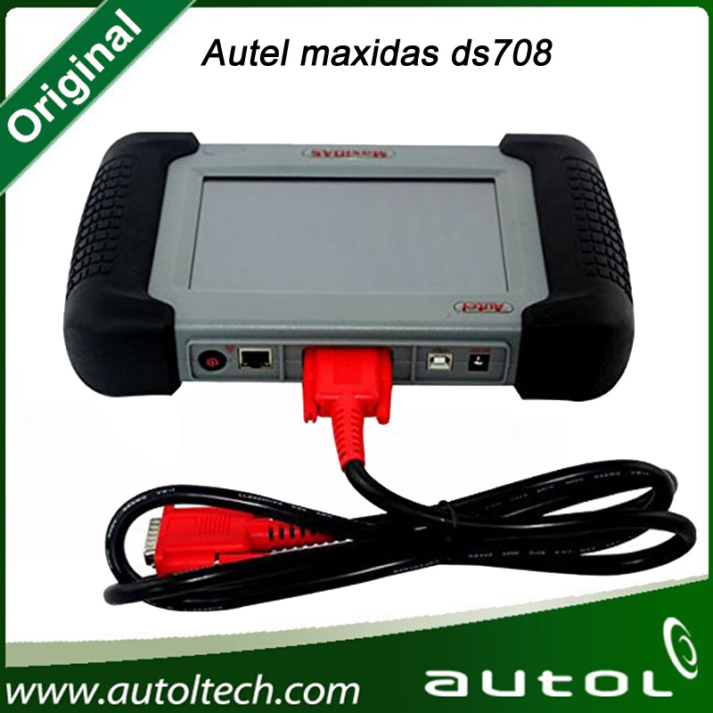 2016 Original Professional Autel Maxidas Ds708 Auto Diagnostic Scanner