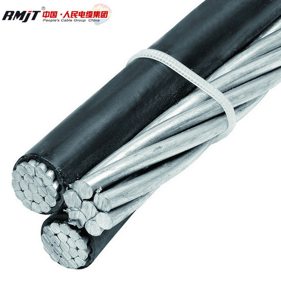 Overhead Aluminum Conductor XLPE Insulated Aerial Bundle ABC Cable