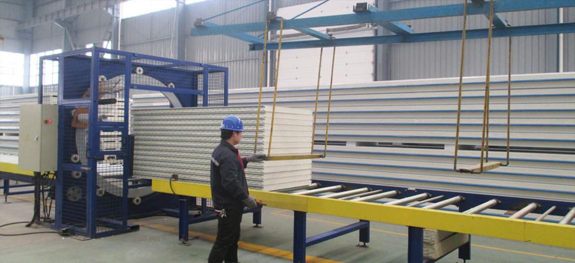Polyurethane Panels Cold Room PU Panel