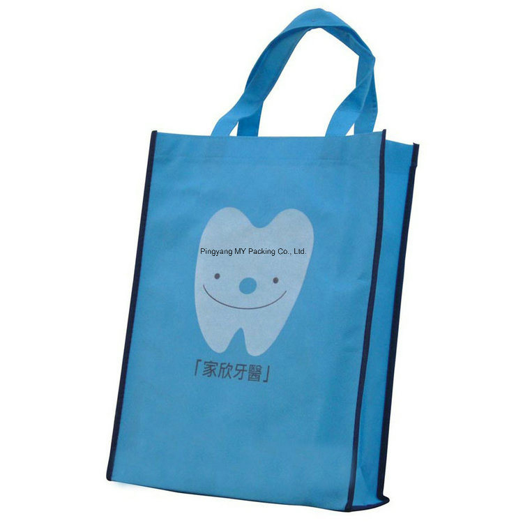 Cheap Price Supermakert Shopping Non Woven Promotion Bag