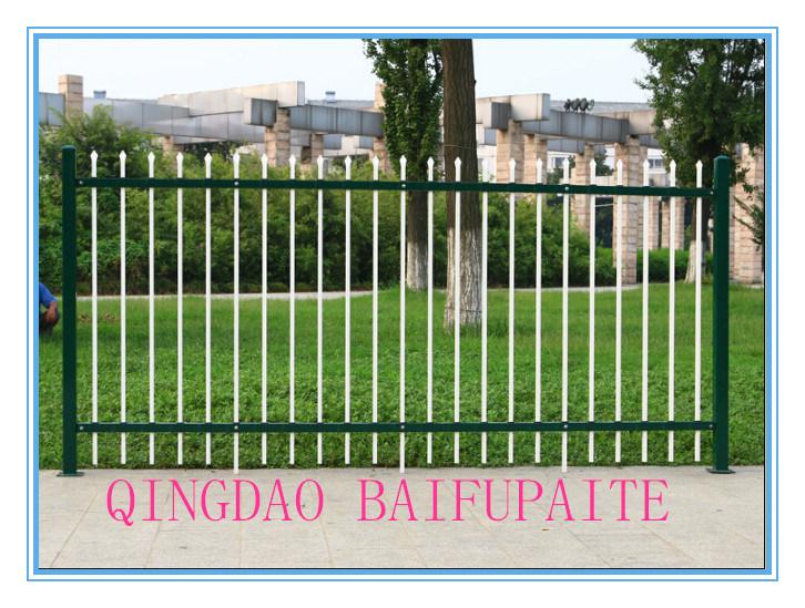 Powder Coating Garden Outdoor Fence