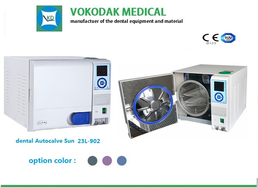 Hight Quality B Class Dental Autoclave with Printer