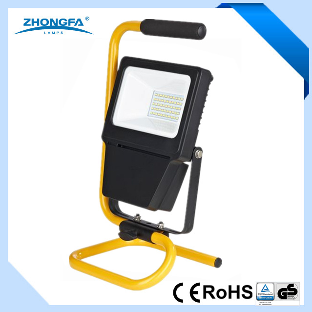30W Portable LED Floodlight with Ce GS Certificates