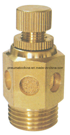 Silencer for Pneumatic From China Pneumission