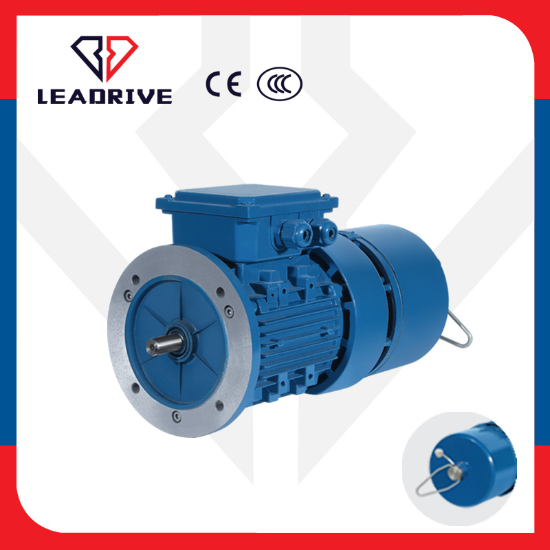 Special YEJ High Sensitivity Brake Motor With Aluniumium body