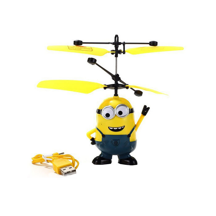 Wholesale RC Model Minions Induction Aircraft