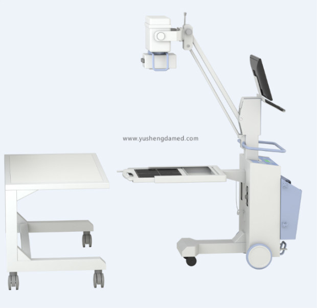 FDA Approved High Qualified 50mA X-ray Veterinary Machine