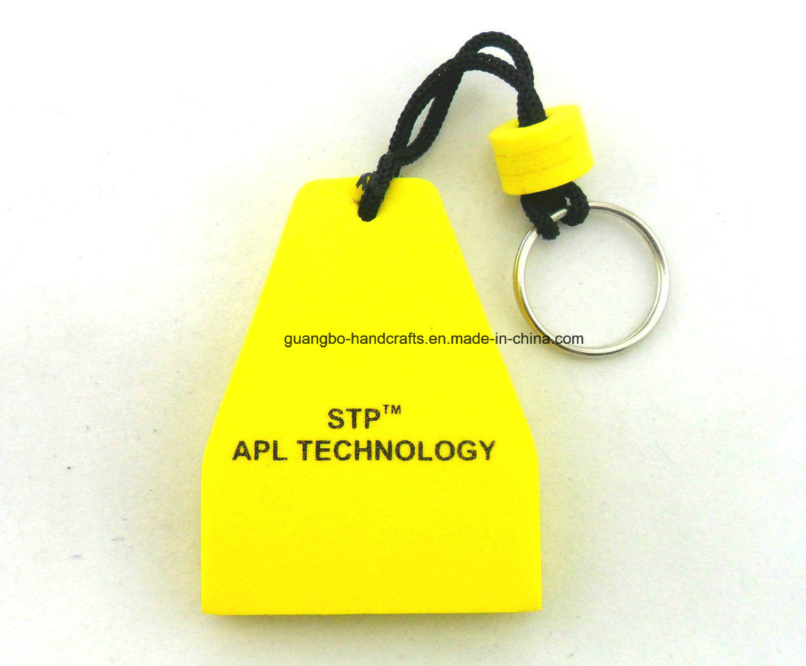 Fashional and New Hot Sell EVA Floating Keychain