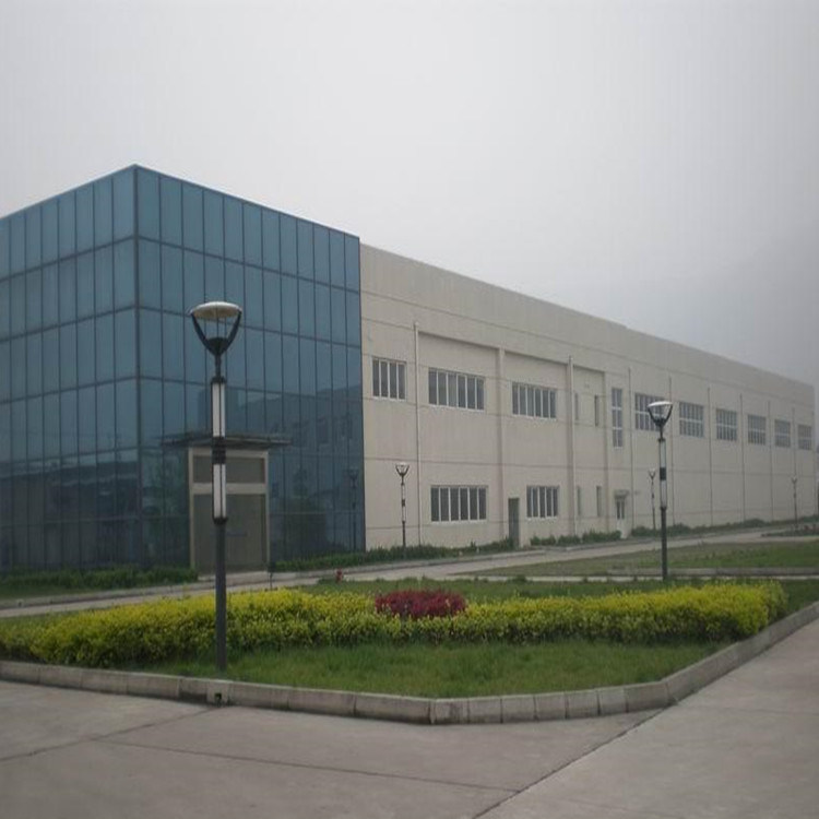 Prefab Steel Structure Sandwich Panel Warehouse Workshop