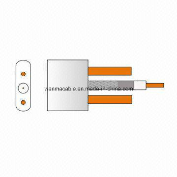 Awesome Flat Coaxial Cable Wires Contemporary - Electrical Circuit ...
