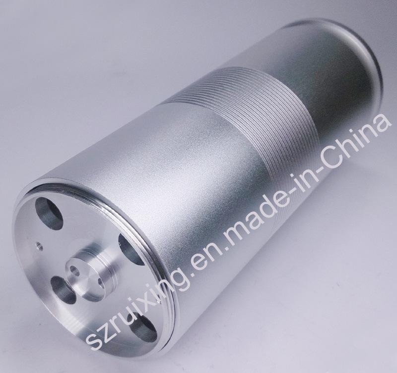 Aluminum CNC Part of Flashlight Accessories