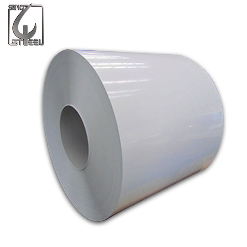 PPGI Color Coated Steel Coil with High Quality Painting