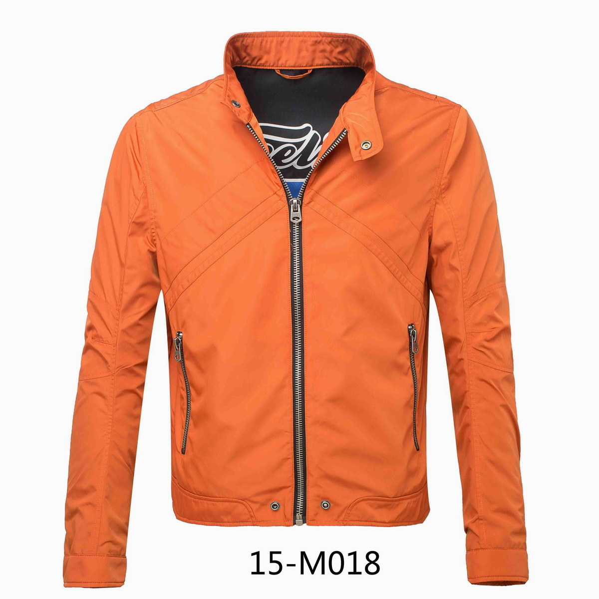 Men Casual Autumn/Spring Jacket (15-M018)