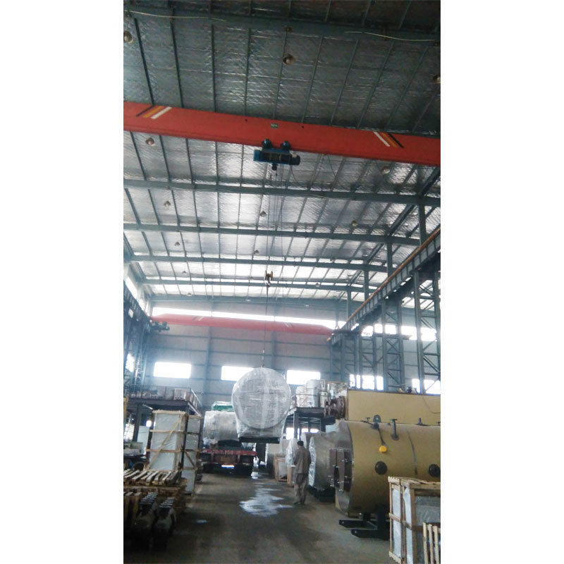 Horizontal Industry Electric Steam Boiler
