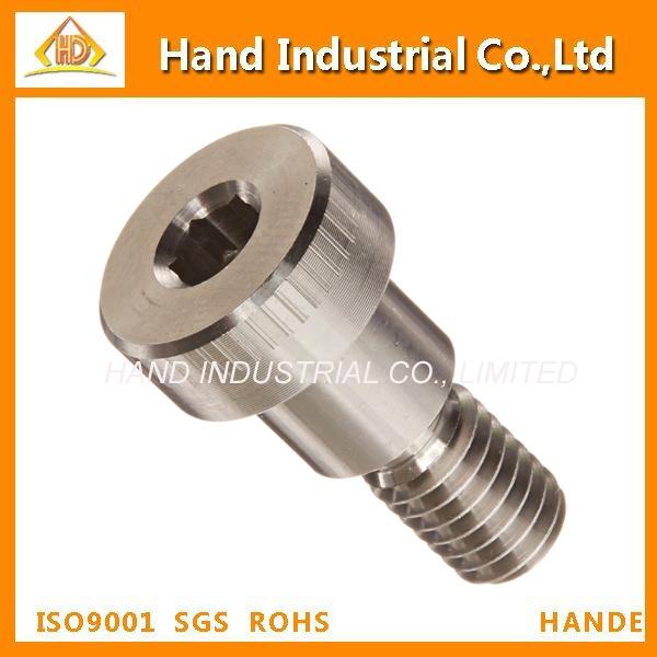 Stainless Steel Socket Head Cap ISO7379 Shoulder Screw