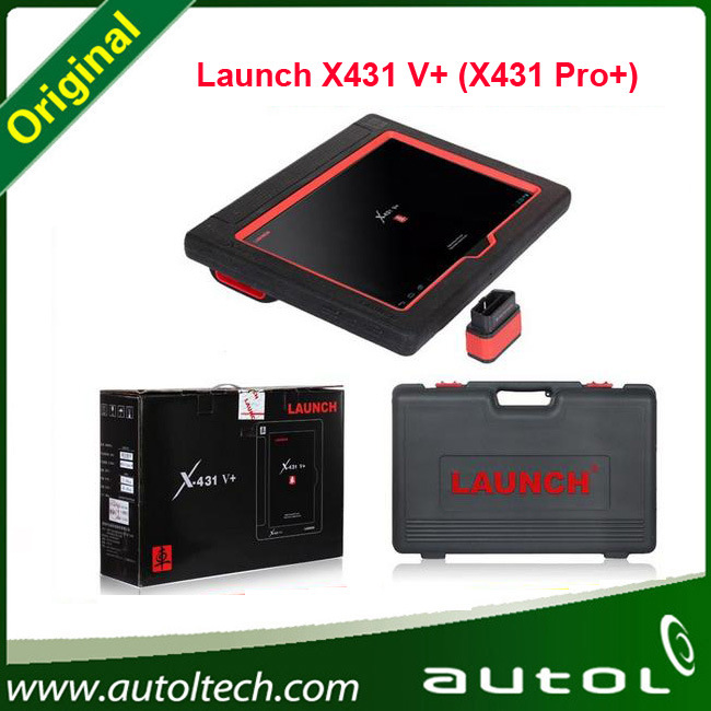 2015 Launch X 431 V+ Super Scanner X-431 V+ Original Launch X431 V+ Cars Diagnostic Tool WiFi/Bluetooth Global Version