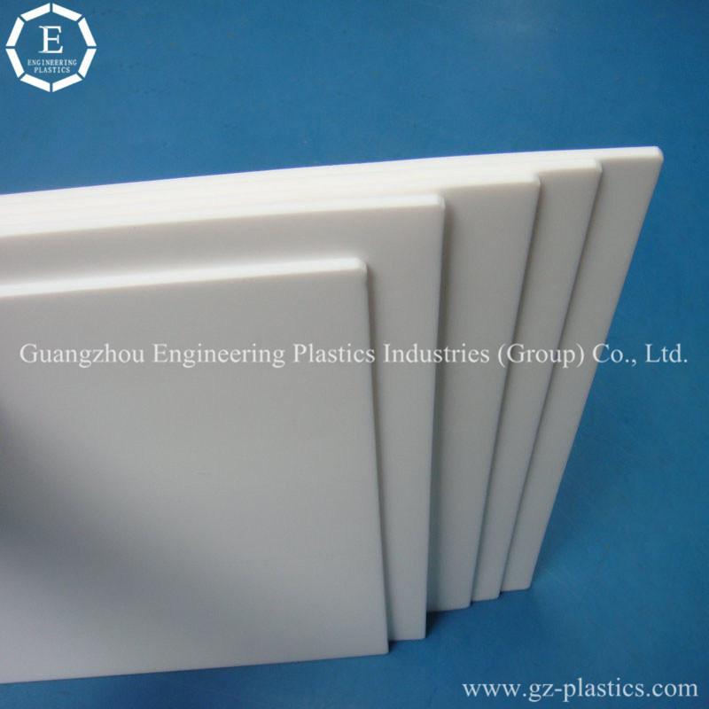 Engineering Plastic Products Hard Teflon PTFE Board Part F4 Plastic Sheet