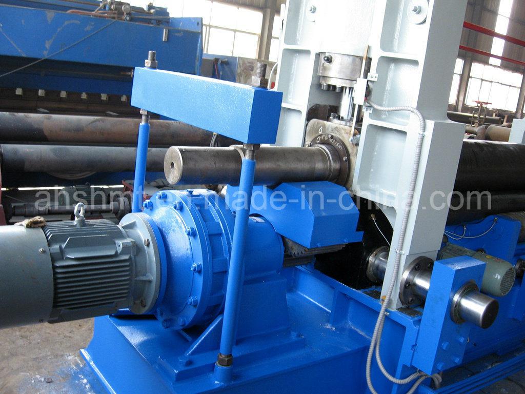 W11s-20*2500mm Hydraulic Rolling Machine with Pre-Bending /Profilr Bending Machine /Rolling Machine with Three Rolls