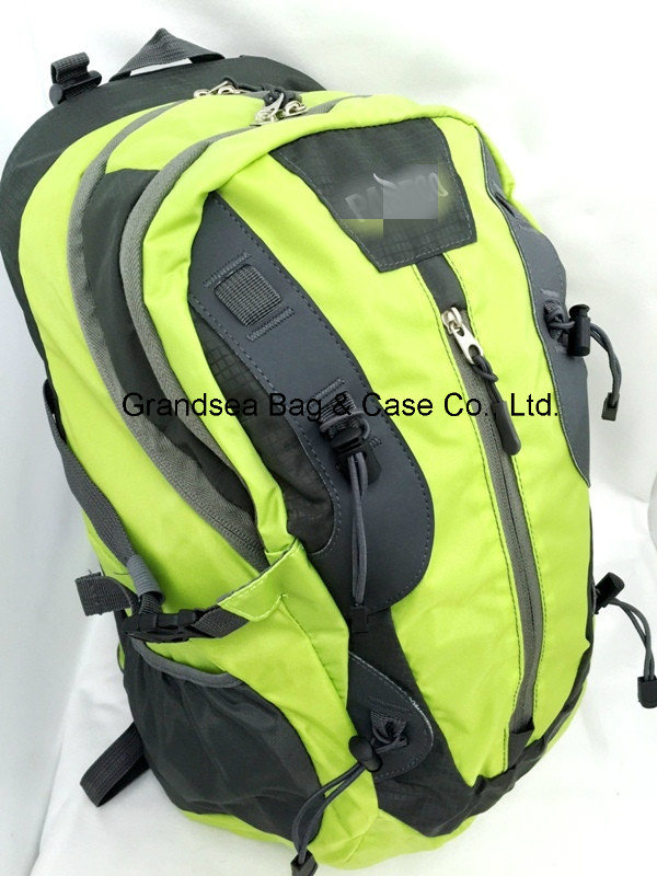 Promotion Waterproof Outdoor Mountaineering Sports Travel Gym Bag Backpack (GB#20091)