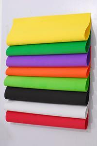 China 20*30cm Colorful Kids Handwork EVA Form Sheets - China EVA ...
