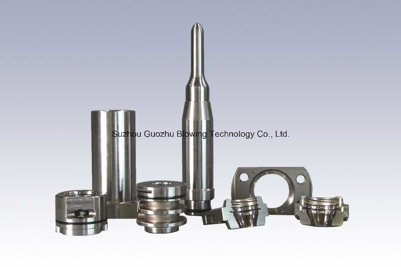 Spare Parts for Pet Blowing and Injection Molds