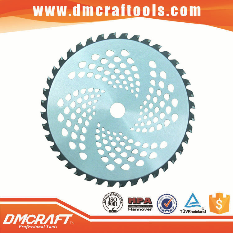 Tct Brush Cutter Blade for Gasoline Brush Cutter