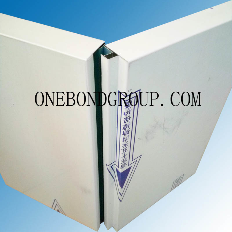 Onebond Can Be Stitched Aluminum Honeycomb Panel for Decoration Wall