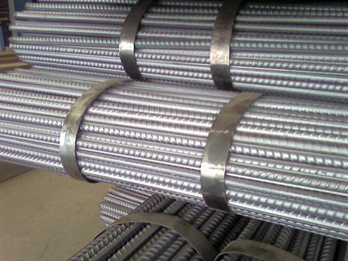 Mild High Tensile Corrugated Deformed Reinforced Steel Bar